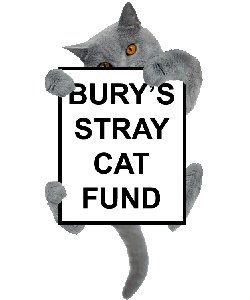 Bury's Stray Cat Fund